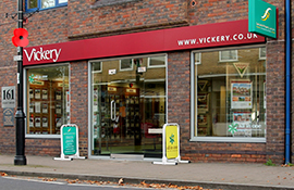 Vickery Land and New Homes Branch Photo
